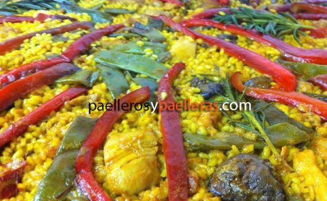 paella-alicantina-en-el-bolon-verde-restaurante-de-valencia