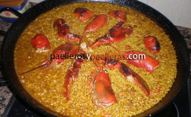 Paella con bogavante desde Alicante – Mario Buades Mayor