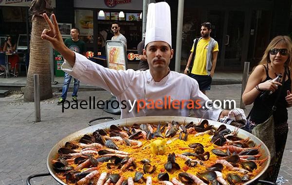Fotos Paella de Marisco