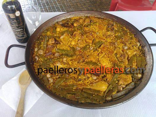 El Chef Palomo desde Beneixida