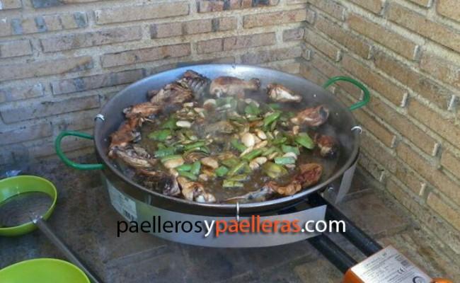 Paella Valenciana de Salvador Francés Grau