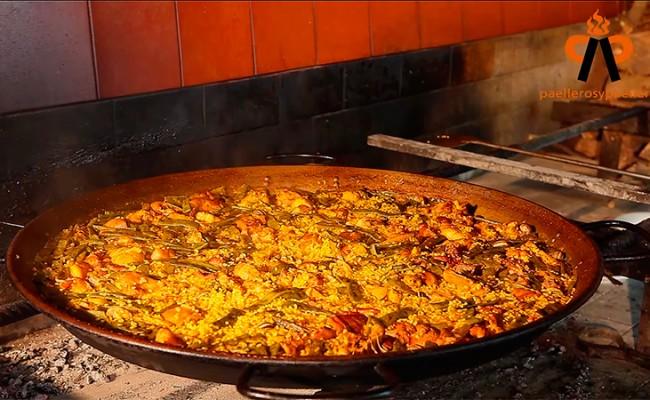 Paella Valenciana de Toni Montoliu