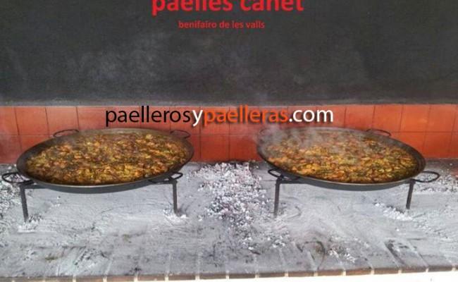 Paelles Canet – Paelles valencianes a llenya