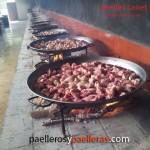 Paelles Canet - Paelles a Llenya